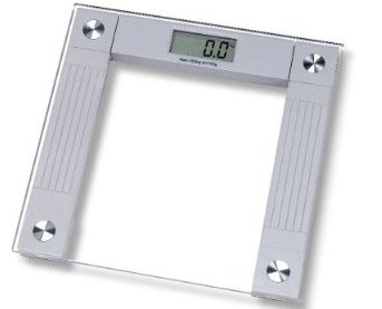 Digital Talking Bathroom Glass Scale SCB1121 SL
